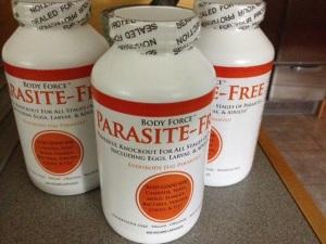 Parasite Free