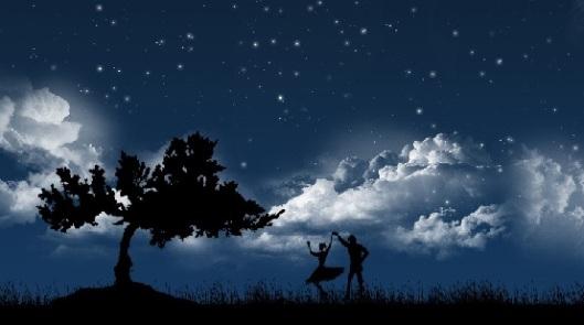 Tanssi tähtitaivaan alla