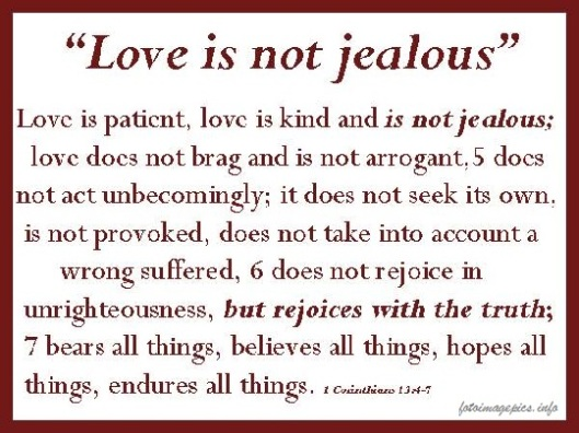 LoveIsNotJealous