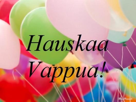 HauskaaVappua2014
